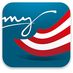Logo - MyLiberty App Business